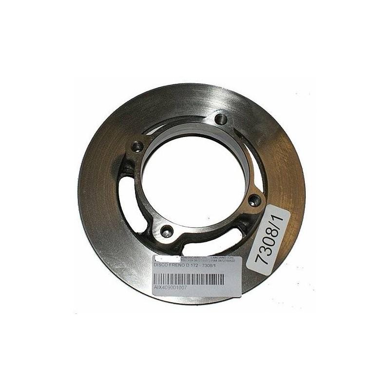 DISCO FRENO ANTERIORE AIXAM D172 mm AIX409001007