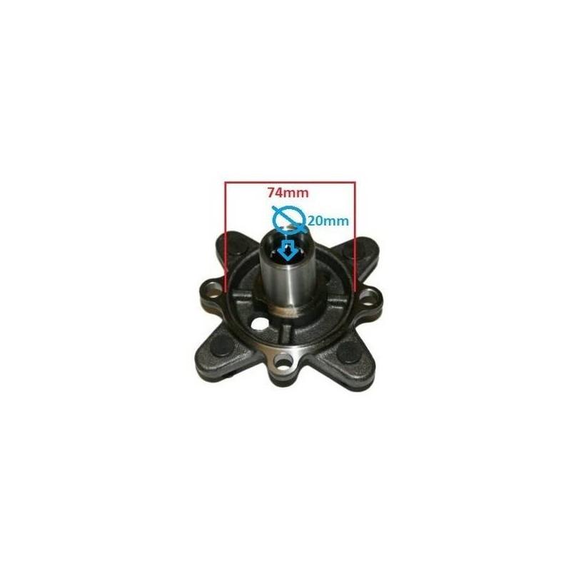 MOZZO / FLANGIA LIGIER X-TOO LIG409001304